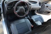 Фото 6 - Чехлы MW Brothers Chevrolet Lanos (2005-н.д.), серая нить