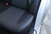 Фото 3 - Чехлы MW Brothers Toyota Avensis II (2002-2008), серая нить