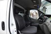 Фото 4 - Чехлы MW Brothers Opel Vivaro I (2001-2014) грузовой (1+1), серая нить