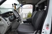 Фото 8 - Чехлы MW Brothers Opel Vivaro I (2001-2014) грузовой (1+1), серая нить
