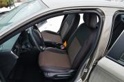 Фото 3 - Чехлы MW Brothers Peugeot 301 (2013-н.д), красная нить