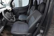 Фото 3 - Чехлы MW Brothers Fiat Doblo I Cargo(1+1) (2000-2016), серая нить