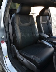 MW Brothers Skoda Superb II Combi (2008-2015), серая нить