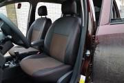 Фото 2 - Чехлы MW Brothers Renault Logan II (рестайлинг) (2015-н.д), красная нить