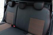 Фото 6 - Чехлы MW Brothers Renault Logan II (рестайлинг) (2015-н.д), красная нить