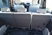 Фото 6 - Чехлы MW Brothers Ford Transit Connect II (2013-н.д.), серая нить