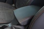 Фото 5 - Чехлы MW Brothers Skoda Octavia A7 Ambition, Elegance (2013-2016), коричневая нить