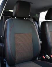 MW Brothers Ford Fiesta MK7 (2009-н.д.), красная нить