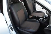 Фото 3 - Чехлы MW Brothers Ford Fiesta MK7 (2009-н.д.), красная нить