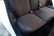 Фото 5 - Чехлы MW Brothers Ford Fiesta MK7 (2009-н.д.), красная нить