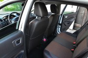 Фото 8 - Чехлы MW Brothers Ford Fiesta MK7 (2009-н.д.), красная нить