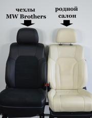 MW Brothers Lexus LX 450D (2016-н.д.), серая нить