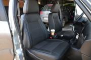 Фото 2 - Чехлы MW Brothers Chevrolet Niva (2002-н.д.), серая нить