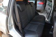 Фото 3 - Чехлы MW Brothers Chevrolet Niva (2002-н.д.), серая нить