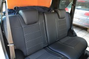 Фото 4 - Чехлы MW Brothers Chevrolet Niva (2002-н.д.), серая нить