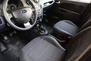 Фото 6 - Чехлы MW Brothers Ford Fusion (2002-2012), серая нить
