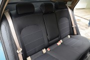 фото 7 - Чехлы MW Brothers Hyundai Sonata (LF) (2014-2019), серая нить