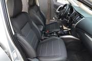 Фото 8 - Чехлы MW Brothers Mitsubishi Pajero Sport III (2016-н.д.), серая нить