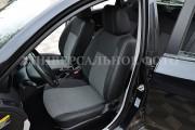 Фото 2 - Чехлы MW Brothers Ford Mondeo IV (Trend/Ambiente) (2007-2014), серая нить