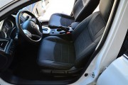 Фото 7 - Чехлы MW Brothers Nissan Sentra (B17) (2013-н.д.), серая нить