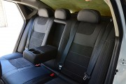 Фото 8 - Чехлы MW Brothers Nissan Sentra (B17) (2013-н.д.), серая нить