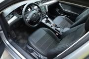 фото 3 - Чехлы MW Brothers Volkswagen Passat B8 (2015-н.д.), серая нить
