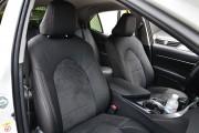 фото 8 - Чехлы MW Brothers Toyota Camry XV70 (2017-н.д.), коричневая нить
