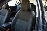 Фото 4 - Чехлы MW Brothers Peugeot 308 II (2013-н.д.), серая нить