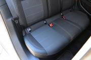 Фото 7 - Чехлы MW Brothers Peugeot 308 II (2013-н.д.), серая нить