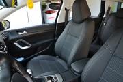 Фото 3 - Чехлы MW Brothers Peugeot 308 II (2013-н.д.), серая нить