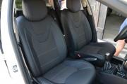 фото 2 - Чехлы MW Brothers Renault Clio IV (2012-2019), серая нить