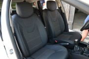 фото 4 - Чехлы MW Brothers Renault Clio IV (2012-2019), серая нить