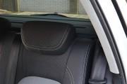 Фото 8 - Чехлы MW Brothers Audi Q5 I (2008-2017), серая нить