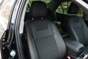 Фото 3 - Чехлы MW Brothers Toyota Camry XV 50/55 (2011-2017), коричневая нить