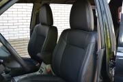 Фото 8 - Чехлы MW Brothers Mitsubishi Pajero Sport I (1996-2008), серая нить