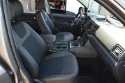 фото 2 - Чехлы MW Brothers Volkswagen Amarok (2009-н.д.), серая нить