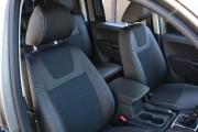 фото 3 - Чехлы MW Brothers Volkswagen Amarok (2009-н.д.), серая нить