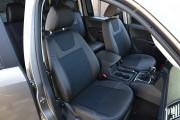 фото 6 - Чехлы MW Brothers Volkswagen Amarok (2009-н.д.), серая нить