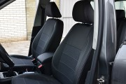 Фото 2 - Чехлы MW Brothers Volkswagen Golf V Plus (2004-2013), серая нить