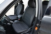 Фото 4 - Чехлы MW Brothers Volkswagen Golf V Plus (2004-2013), серая нить
