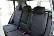 Фото 6 - Чехлы MW Brothers Volkswagen Golf V Plus (2004-2013), серая нить