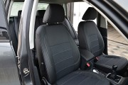 Фото 8 - Чехлы MW Brothers Volkswagen Golf V Plus (2004-2013), серая нить