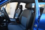 Фото 3 - Чехлы MW Brothers Chevrolet Lanos (2005-н.д.), синяя нить