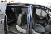 Фото 7 - Чехлы MW Brothers Hyundai H-1 II пассажир (8 мест) (2007-н.д.), синяя нить