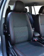 MW Brothers Volkswagen Golf VII Hatchback (2013-н.д.), красная нить