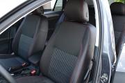 Фото 4 - Чехлы MW Brothers Volkswagen Golf VII Hatchback (2013-н.д.), красная нить
