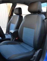 MW Brothers ZAZ Lanos T100 hatchback (2009-н.д.), синяя нить