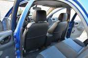 Фото 4 - Чехлы MW Brothers ZAZ Lanos T100 hatchback (2009-н.д.), синяя нить