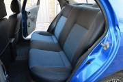 Фото 5 - Чехлы MW Brothers ZAZ Lanos T100 hatchback (2009-н.д.), синяя нить