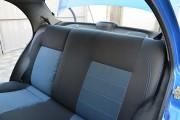Фото 6 - Чехлы MW Brothers ZAZ Lanos T100 hatchback (2009-н.д.), синяя нить